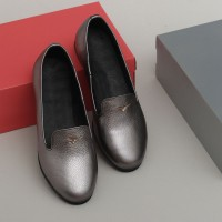 Женские туфли 1008-1сереброф