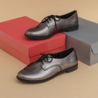 Женские туфли 1111-1сереброф