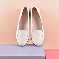 Женские туфли 1140бежевыйф