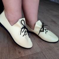 Женские туфли 1152желтф