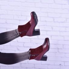 Женские ботинки 3017