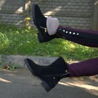 Женские ботинки 3035SALE 37/байка