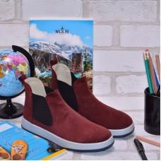 Подростковые ботинки 5009
