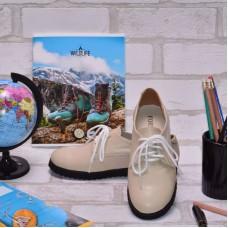Подростковые туфли 5010