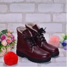 Подростковые ботинки 5017