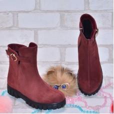 Подростковые ботинки 5019SALE 34/байка