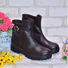 Подростковые ботинки 5019SALE 37/байка