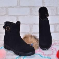 Подростковые ботинки 5019