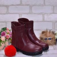 Подростковые ботинки 5023