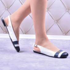 Женские туфли SM3001сер